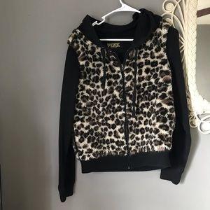 Jackets & Blazers - Victoria Secret Pink Jacket